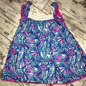 Lilly Pulitzer For Target Girls size 4t